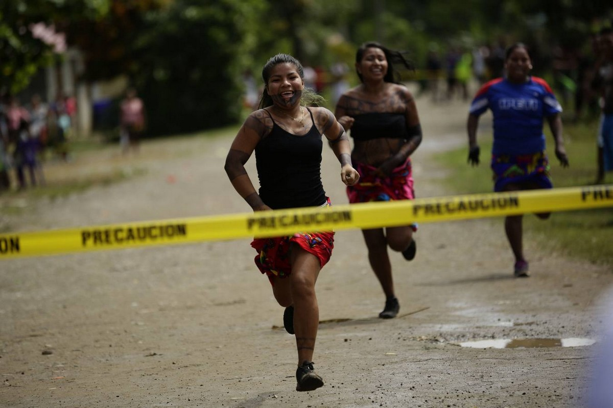 Традиционные Игры коренных народов в Панаме