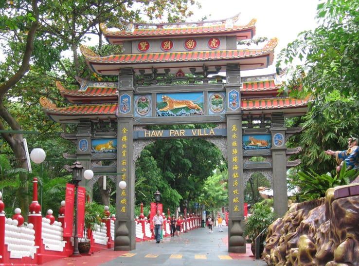 10 тематических парков со всего мира