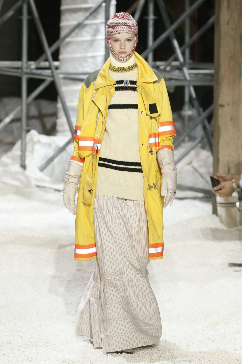 Что предлагают носить этой осенью дизайнеры Сalvin Klein