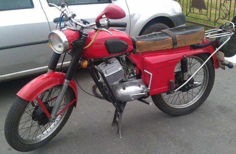Мотоциклы, о которых мечтали все мальчишки в СССР