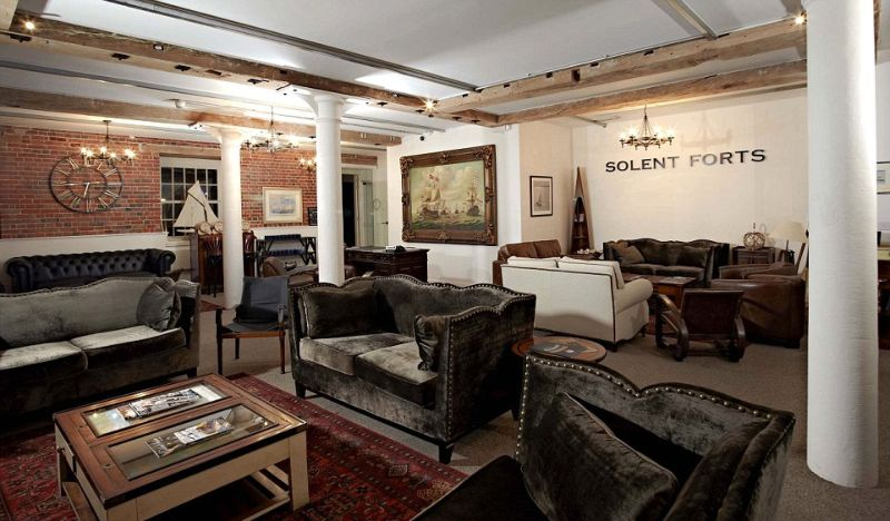 150-летний военный форт, переделанный в роскошный отель