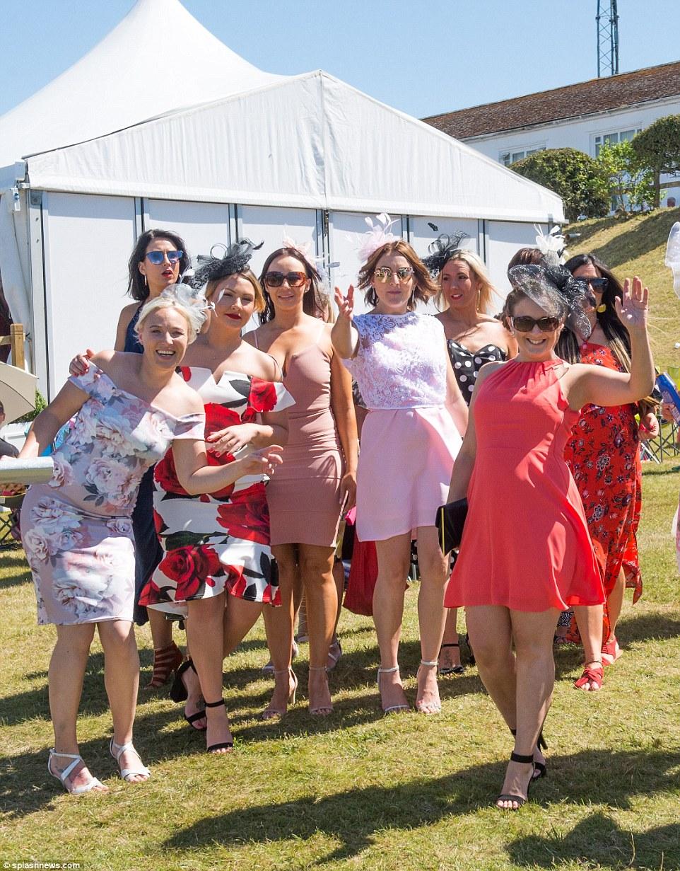 День Леди на Qatar Goodwood festival
