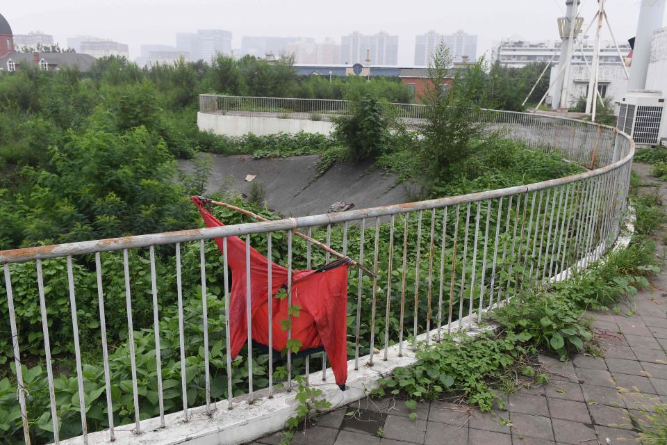 Пустующие объекты Пекинских игр 2008 сегодня