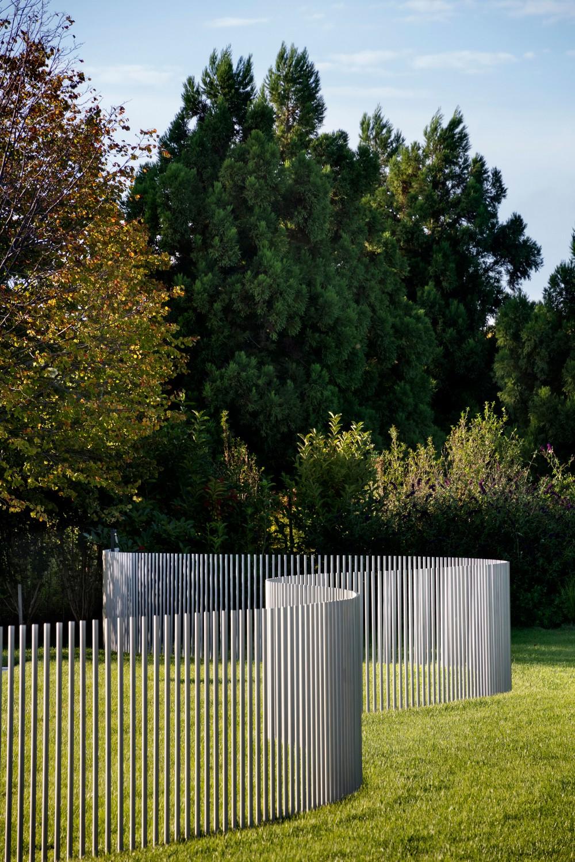 Загородная резиденция в США