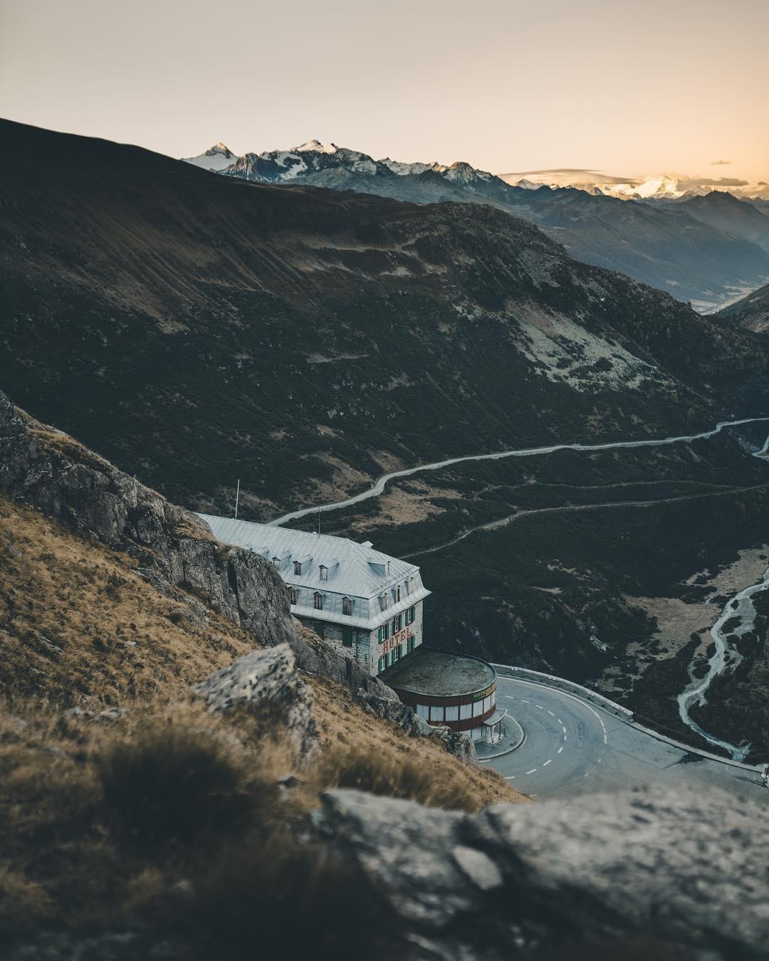 Захватывающие фотографии из путешествий Симона вон Бройха