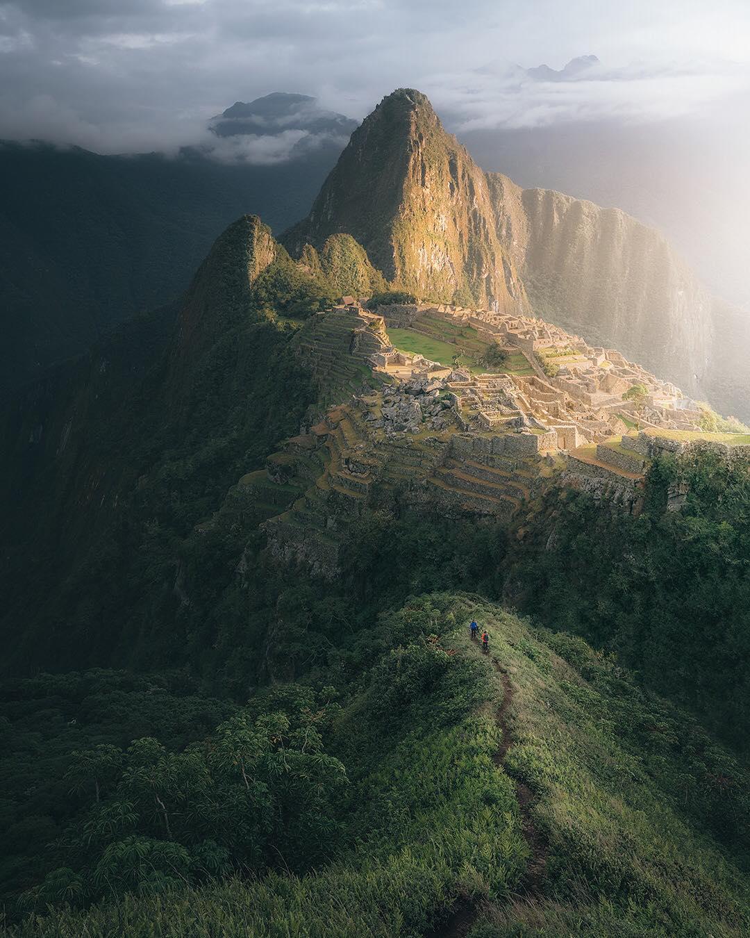 Путешествия и пейзажи на снимках Джоэла Матусзака