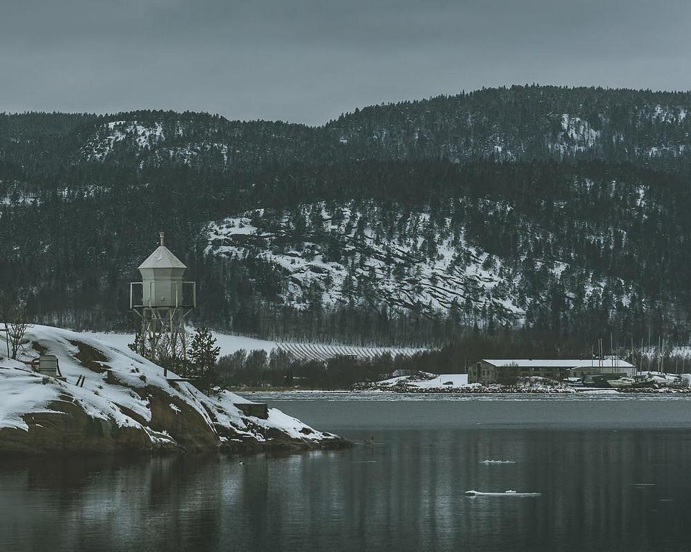 Сказочная Норвегия на фотографиях