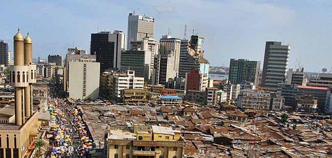 10 наиболее посещаемых городов Африки