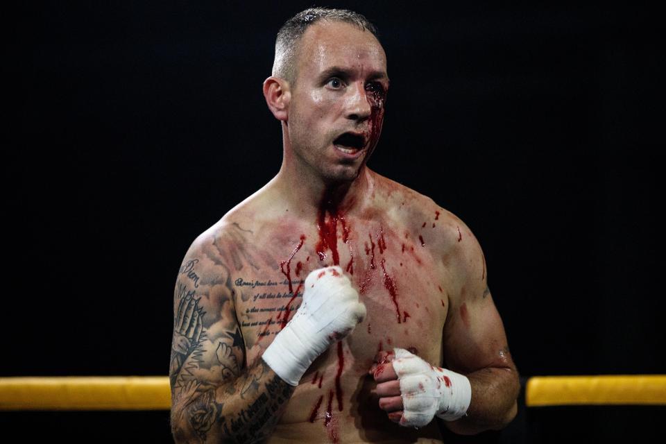 Подпольные боксерские бои в Великобритании