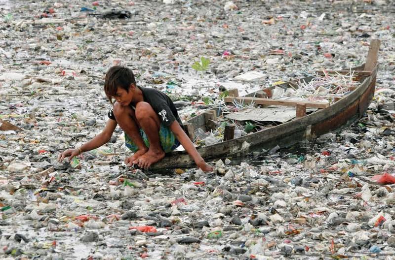 Самые грязные реки в мире