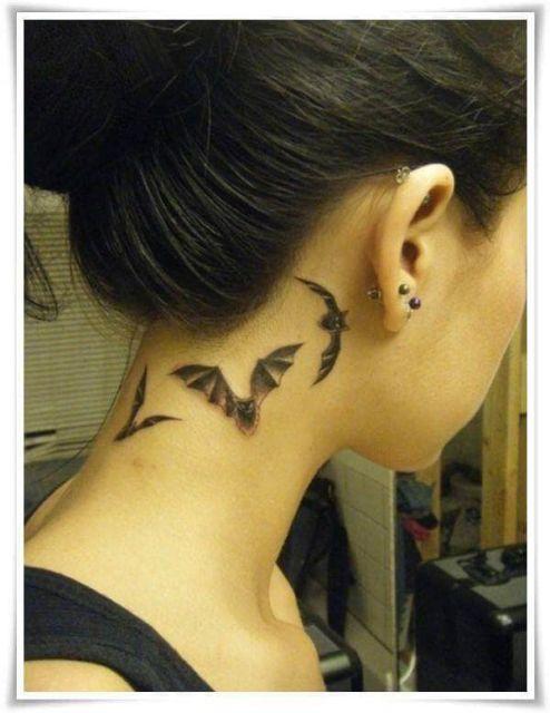 Татуировки в минималистичном стиле