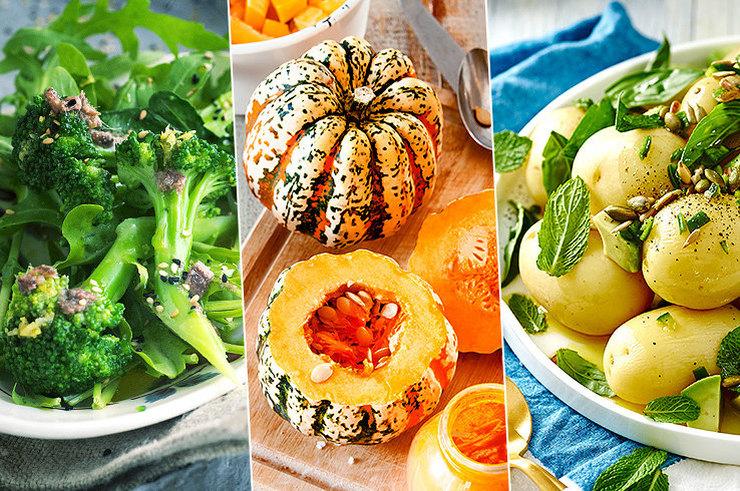 5 сезонных продуктов для тех, кто сидит на диете