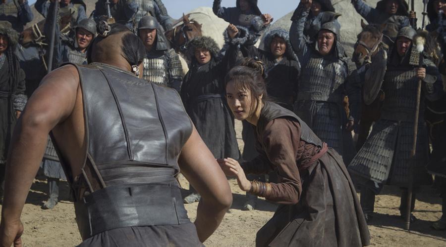5 женщин-воинов, которыми восхищались