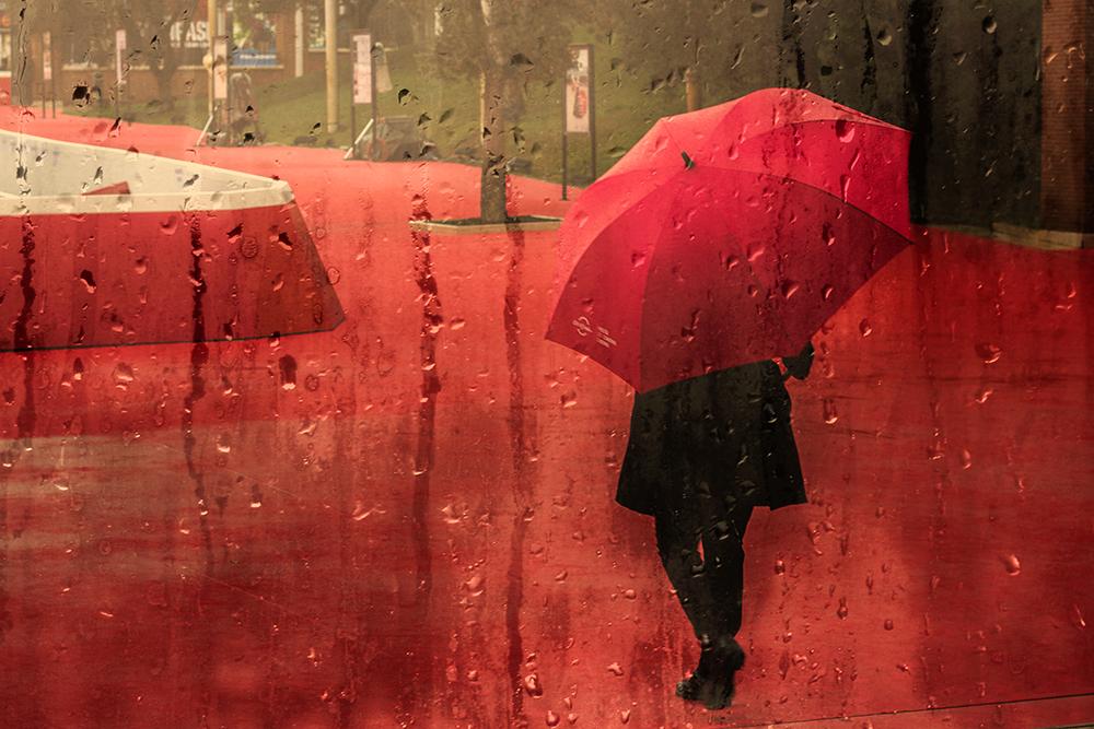 Красота дождливых дней на городских улицах от Алессио Треротоли