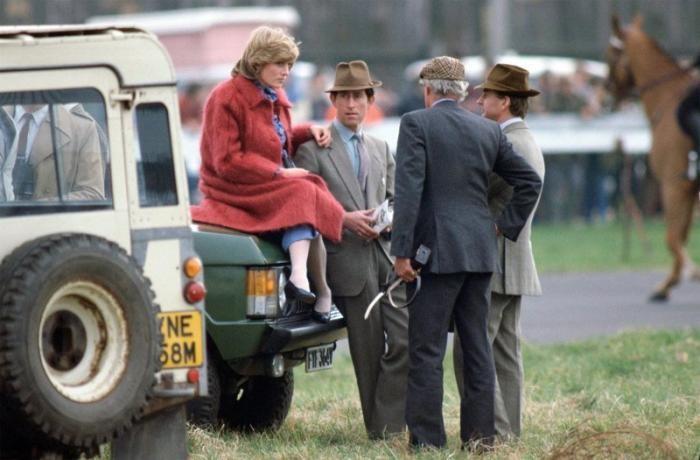 Старенький Range Rover ушел с молотка за кругленькую сумму