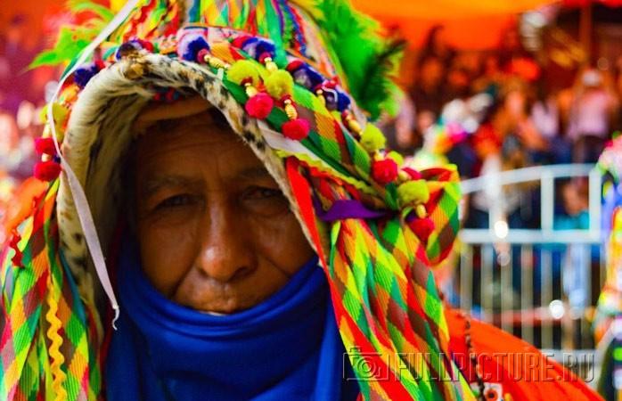 7 ярких карнавалов из разных стран мира