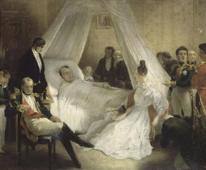 История украденной части тела Наполеона Бонапарта