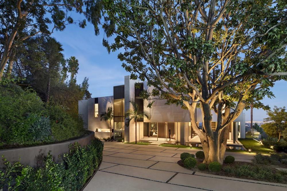 Роскошная загородная вилла в Лос-Анджелесе