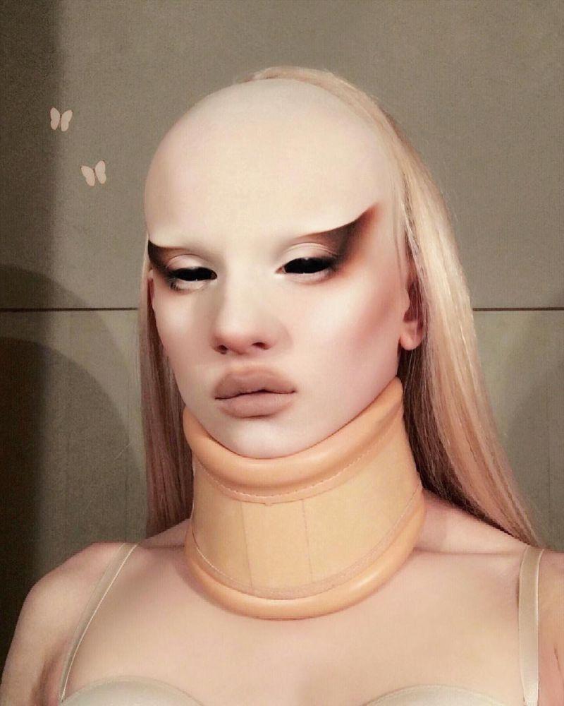 Сальвия - фантастическая тварь из Инстаграма
