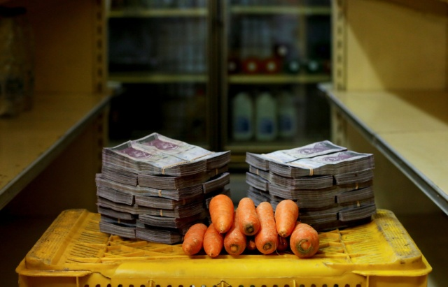Национальная валюта Венесуэлы и цены на различные товары