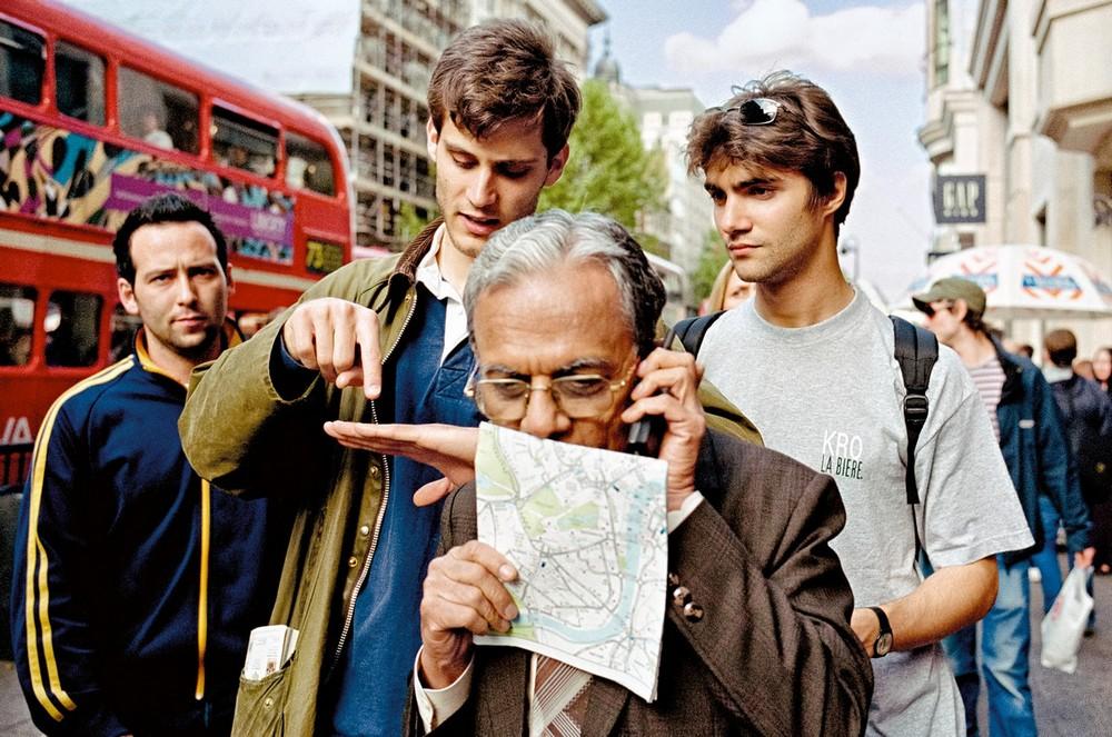Жизнь лондонских улиц на снимках Мэтта Стюарта