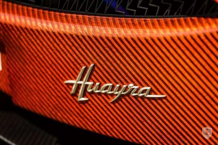 Эксклюзивный Pagani Huayra с пробегом восемь километров