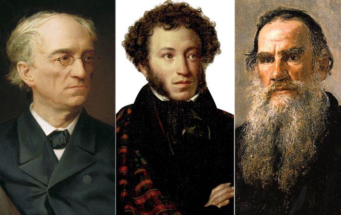 Многодетные русские писатели и поэты