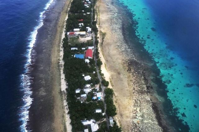Тувалу — жизнь посреди Тихого океана