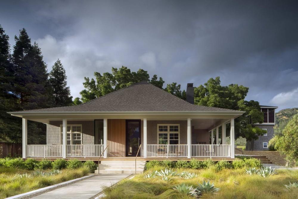 Винный загородный дом в США