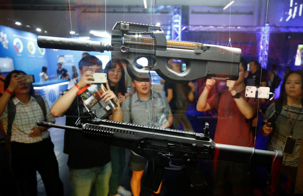 Выставка Gamescom 2018 в Кельне