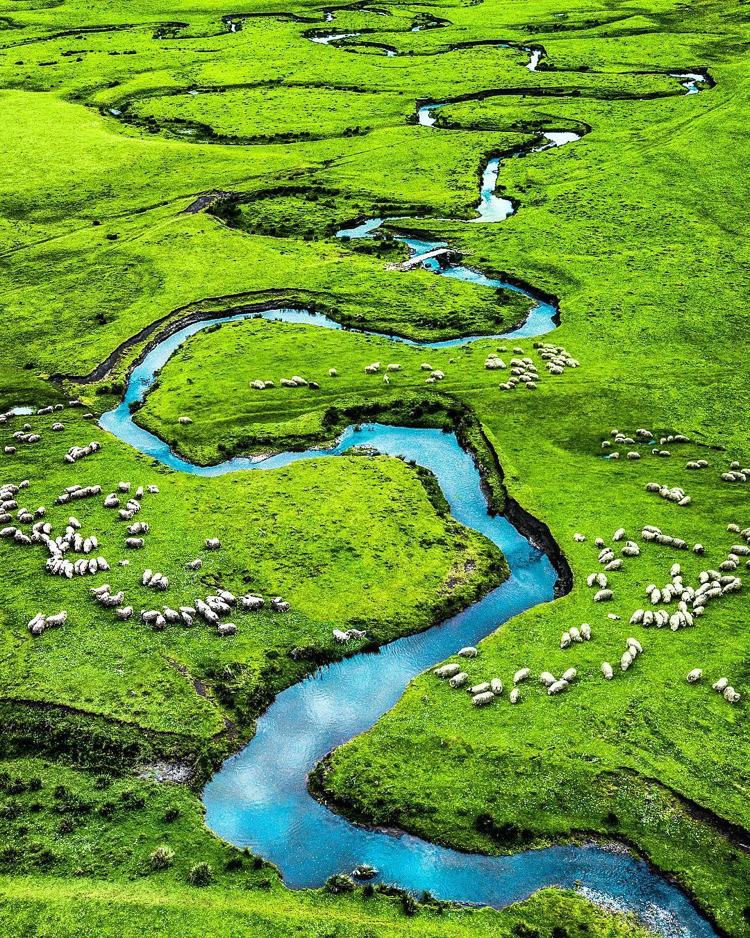 Пейзажи и природа на снимках Кайла Мейлофа