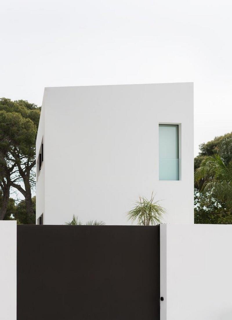 Белый дом в Валенсии