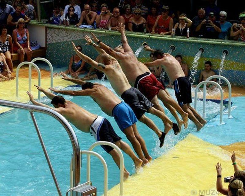 25 самых странных спортивных состязаний в мире
