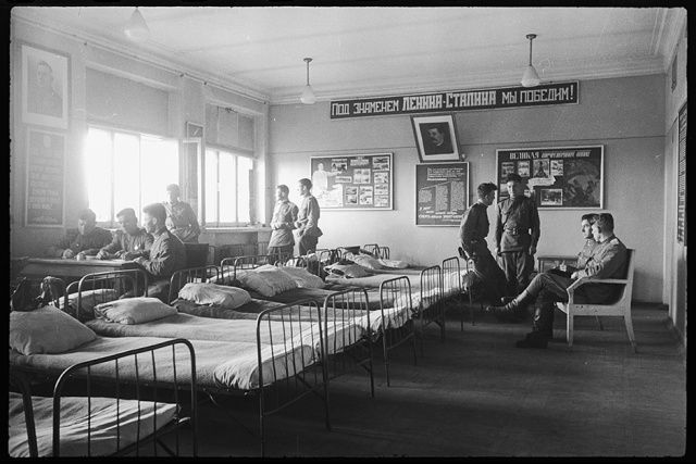 Архивные снимки Второй мировой войны советского фотокорреспондента