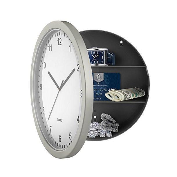 Настенные часы с прикольным дизайном