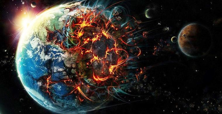 Как менялся облик Земли за время ее существования