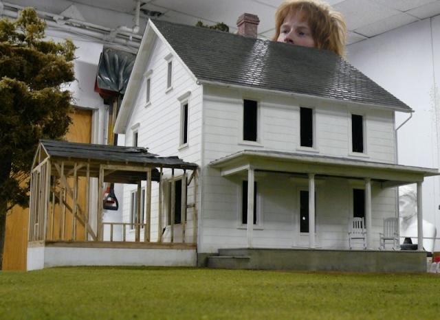 Фотография дома с правильного ракурса