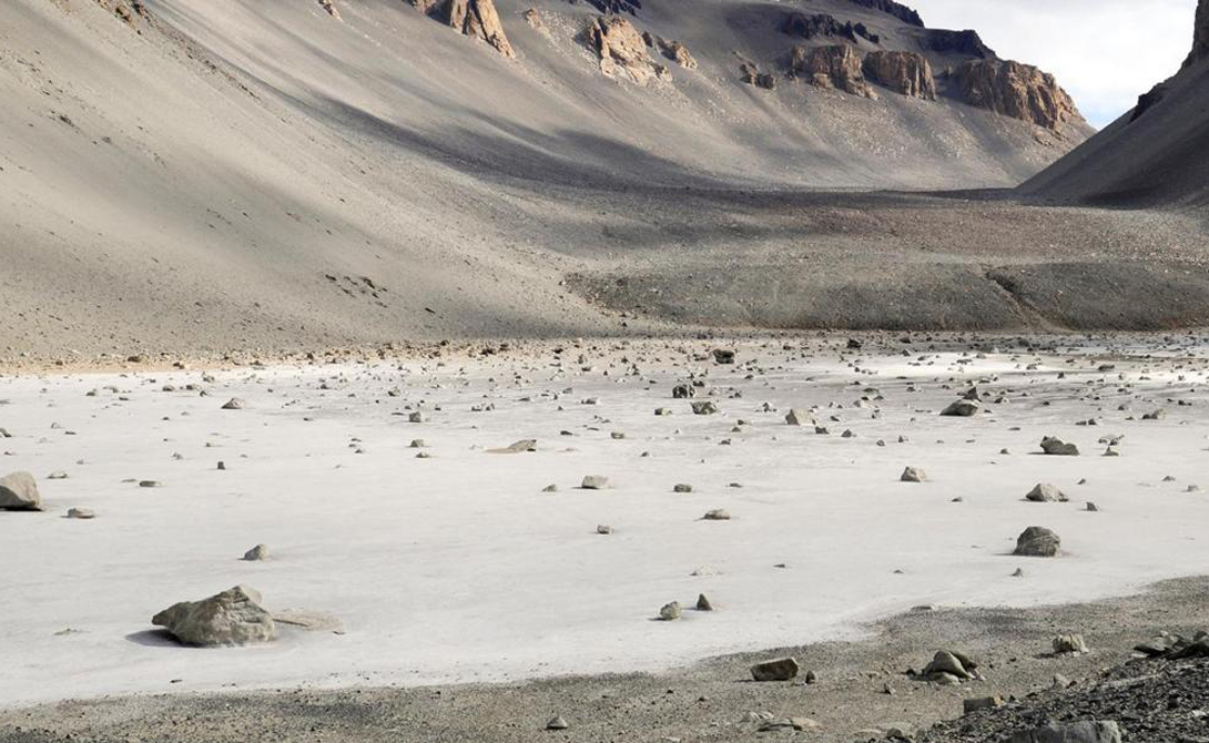 Самые соленые места на Земле