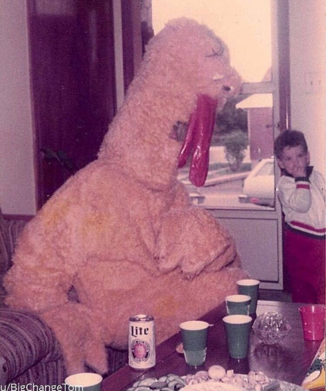 Забавные старые фото из семейных альбомов