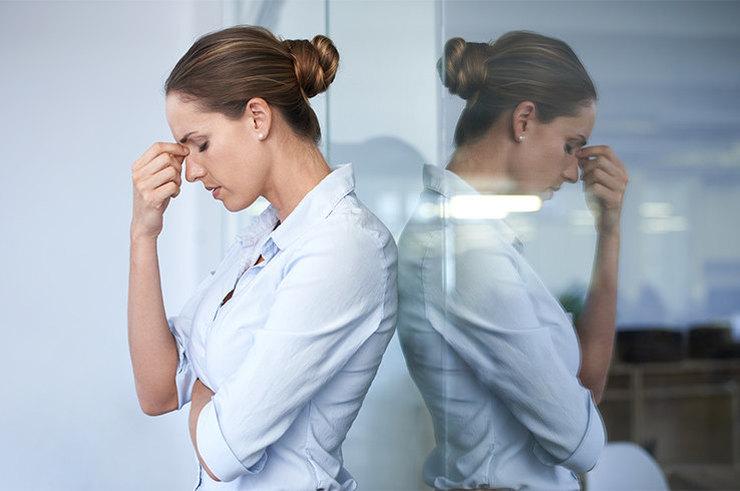 5 основных видов головной боли