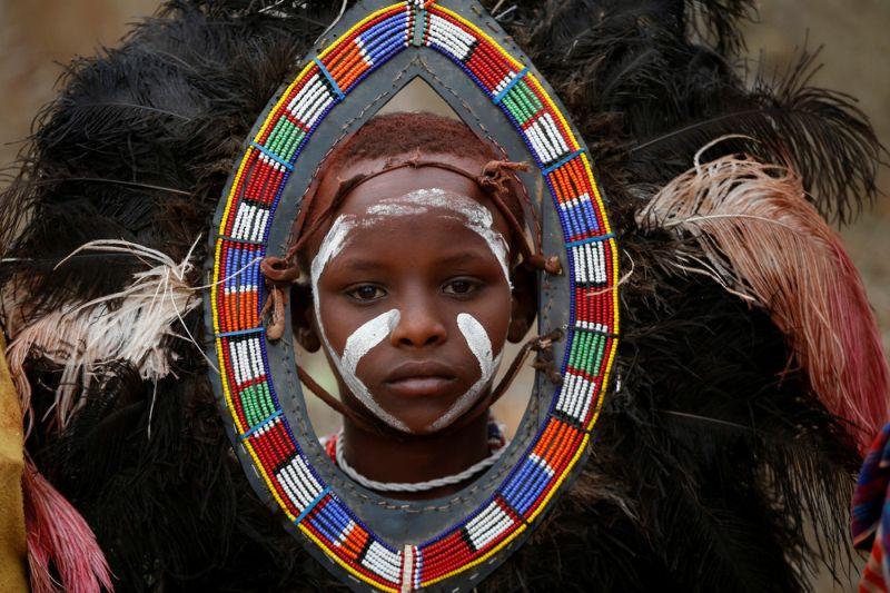 Как мальчиков племени масаи посвящают в мужчины