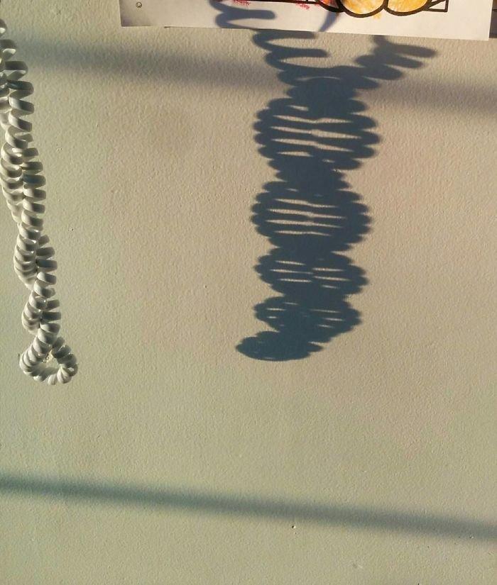 Невероятные оптические иллюзии из теней