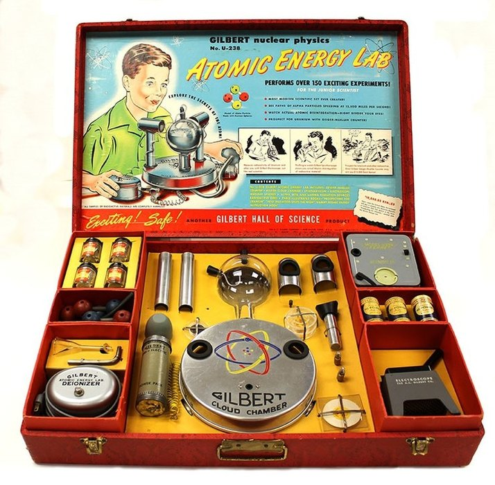 Опасные для жизни детские игрушки в истории