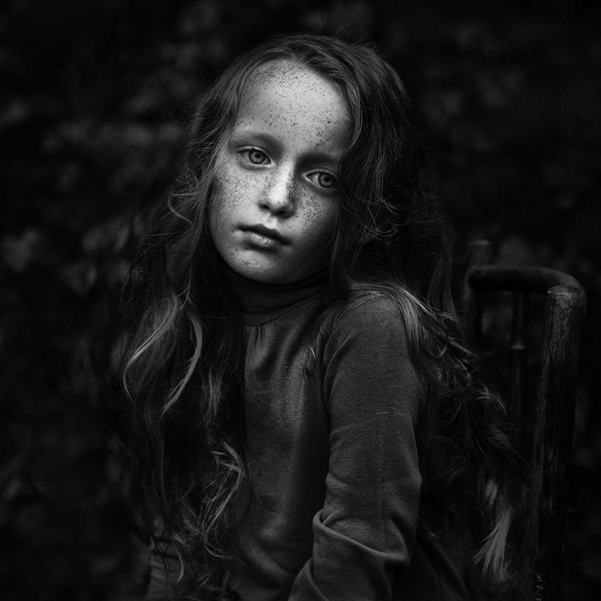 Победители конкурса черно-белой фотографии Child Photo Competition 2018