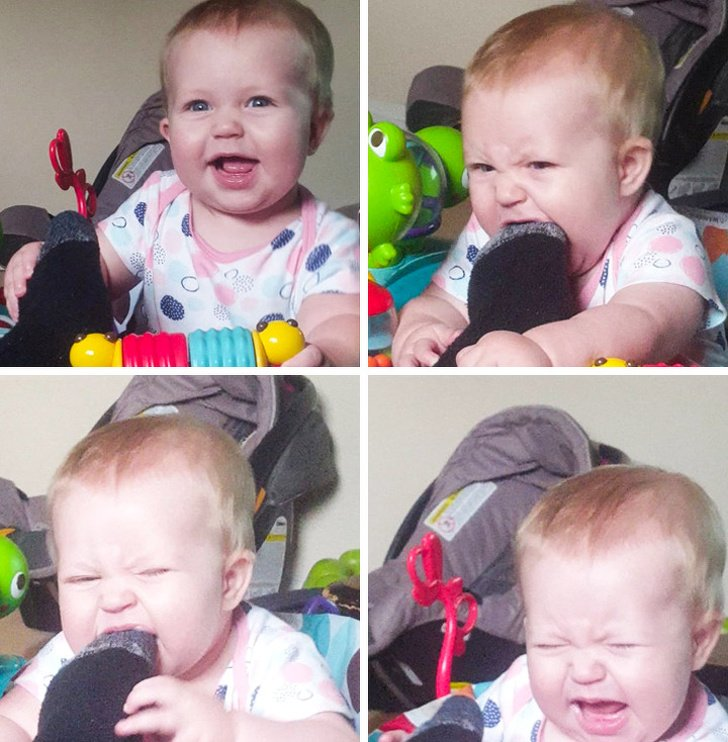 Яркие эмоции детей на фото
