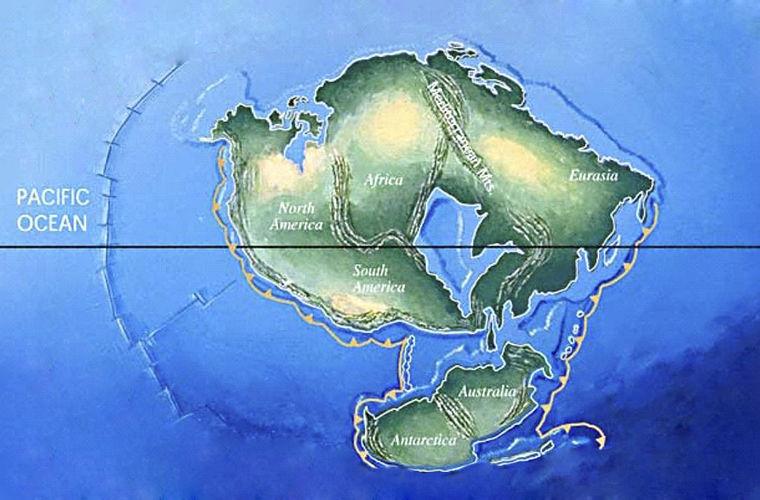 Наша планета в следующие 5 млрд лет