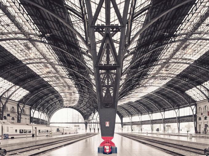 Впечатляющие фото от Franck Bohbot