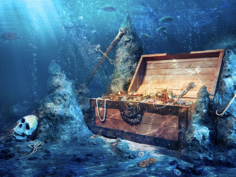 Затерянные сокровища, которые ещё можно найти