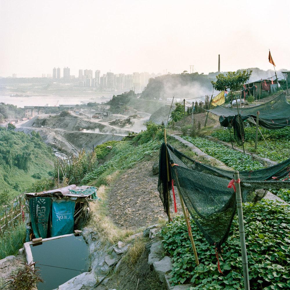 Фотопроект Тима Франко об особенностях чунцинской урбанизации
