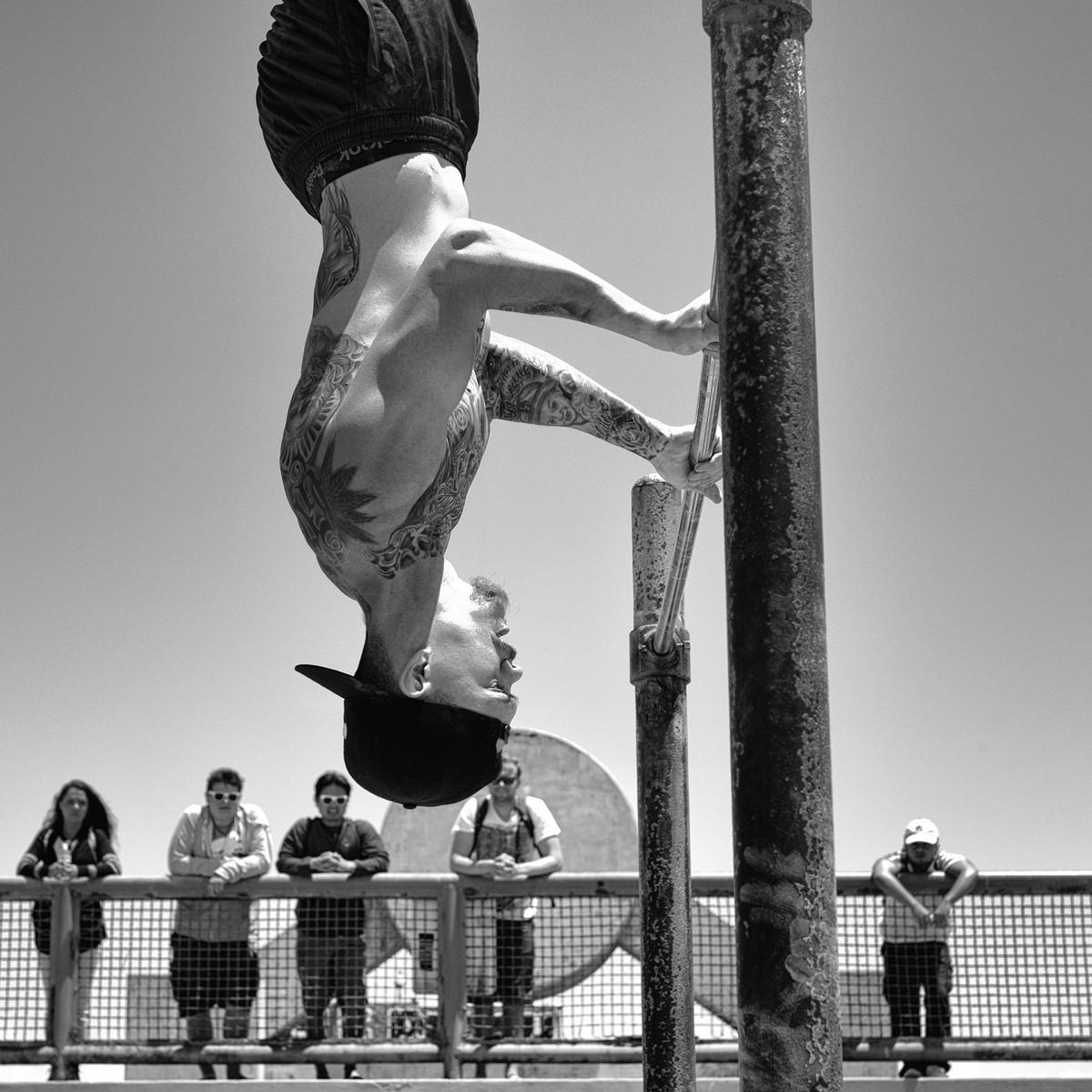 Лос-анджелесская Венеция в фотопроекте Дотана Сагая